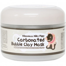 Маска для лица глиняно-пузырьковая Elizavecca Carbonated Bubble Clay Mask