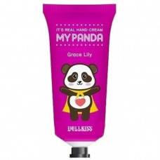 Крем для рук Baviphat Urban Dollkiss It's Real My Panda Hand Cream #05 GRACE LILY, 30гр