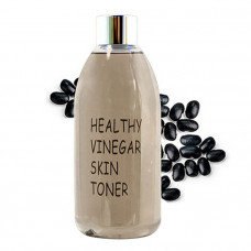 Тонер для лица СОЕВЫЕ БОБЫ Realskin Healthy vinegar skin toner (Black bean), 300 мл