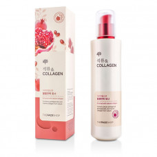 Тонер с экстрактом граната и коллагеном The Face Shop Pomegranate and Collagen Volume Lifting Toner 160