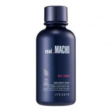 Тонер-гель для мужчин It's Skin Real Macho Gel Toner, 150 мл