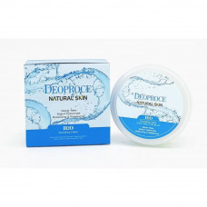 Крем для лица и тела увлажняющий DEOPROCE NATURAL SKIN H2O NOURISHING CREAM, 100G