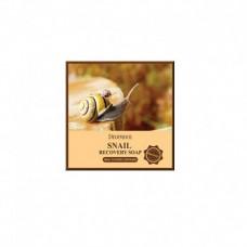 Мыло с улиточным муцином DEOPROCE SOAP (SNAIL)