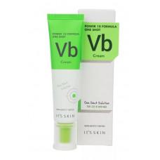Крем для лица с витамином В It's Skin Power 10 Formula One Shot VB Cream, 35 мл