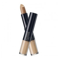 Консилер двойной 02 The Saem Cover Perfection Ideal Concealer Duo02. Rich Beige 4,2 гр