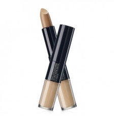 Консилер двойной 02 The Saem Cover Perfection Ideal Concealer Duo02. Rich Beige