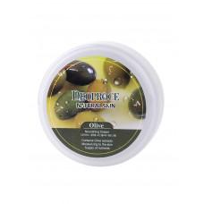 Крем для лица и тела питательный на основе масла оливы DEOPROCE NATURAL SKIN OLIVE Nourishing