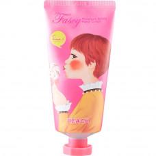 Крем для рук Fascy Moisture Bomb Hand Cream PEACH, персик, 40мл