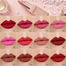 Бархатная помада для губ с матовым эффектом Style71 Retro Matte Lipstick №12