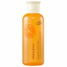 Тонер с витамином С Innisfree Tangerine vita C skin
