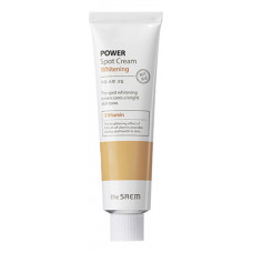 Крем осветляющий The Saem Power Spot Cream Whitening