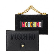 Палетка теней для век в портмоне Tony Moly и Moschino Soft Glam Eye Palette, 8 г.