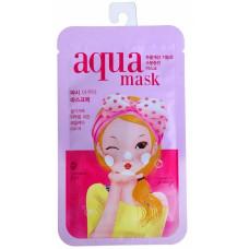 Маска для лица тканевая Fascy BUBBLE Tina Aqua Mask, 26гр