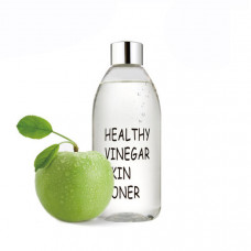 Тонер для лица ЯБЛОКО Realskin Healthy vinegar skin toner (Apple), 300 мл