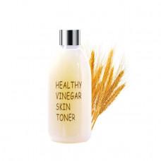 Тонер для лица ЗЕРНА ЯЧМЕНЯ Realskin Healthy vinegar skin toner (Barley seed), 300 мл