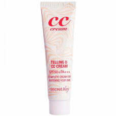 Крем СС для лица Secret Key Telling U CC Cream, 30мл