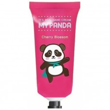 Крем для рук Baviphat Urban Dollkiss It's Real My Panda Hand Cream #02 CHERRY BLOSSOM 30гр