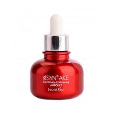 Сыворотка с пептидом змеиного яда ампульная Secret Key SYN-AKE Anti Wrinkle & Whitening Ampoule