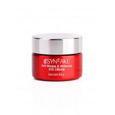 Крем для глаз с пептидом змеиного яда Secret Key SYN-AKE Anti Wrinkle & Whitening Eye Cream