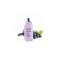 Тонер для лица ЧЕРНИКА Realskin Healthy vinegar skin toner (Blueberry), 300 мл