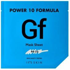 Маска для лица на основе гриба тремеллы It's Skin Power 10 Formula Gf Mask Sheet, 25 мл