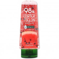 Увлажняющий гель Etude House 98% Watermelon Soothing Gel с арбузом