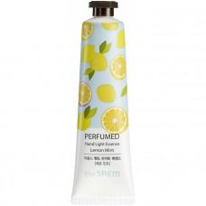 Парфюмированная легкая эссенция для рук The Saem Perfumed Hand Light Essence, 30 мл - лимонная мята