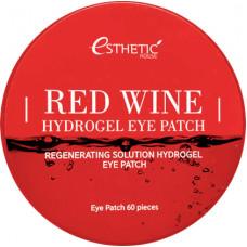 Гидрогелевые патчи для глаз ESTHETIC HOUSE RED WINE HYDROGEL EYEPATCH