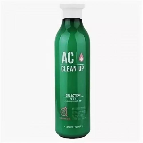 Гелевый лосьон для проблемной кожи лица Etude House AC Clear Up Gel Lo