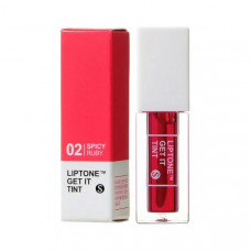 Тинт для губ  TONY MOLY LIPTONE GET IT TINT S02 SPICY RUBY