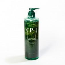 Натуральный увлажняющий шампунь д/волос CP-1 Daily Moisture Natural Shampoo, 500 мл [ESTHETIC HOUSE]