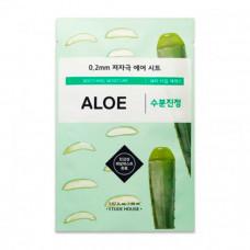 Маска с алое Etude House 0.2 Therapy Air Mask #Aloe
