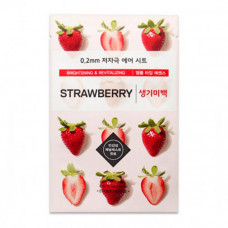 Маска с клубникой Etude House 0.2 Therapy Air Mask #Strawberry