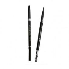 Карандаш для бровей Tony Moly LOVELY EYEBROW PENCIL 01, Black / черный