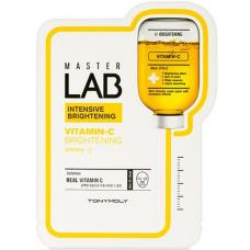 """Тканевая маска на основе витамина С  """"TONYMOLY MASTER LAB VITAMIN C MASK"""", 18 г."""